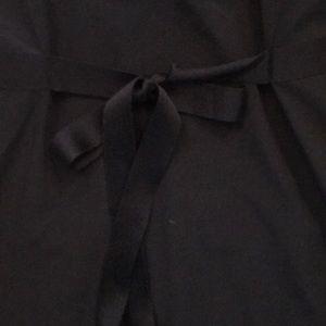 Theory Dresses - Theory black silk dress